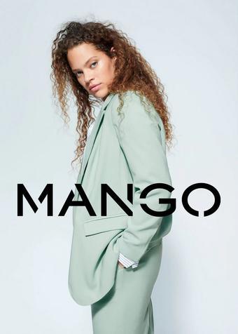 Mango catalogue publicitaire (valable jusqu'au 10-06)