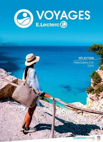 E.Leclerc catalogue publicitaire (valable jusqu'au 31-10)