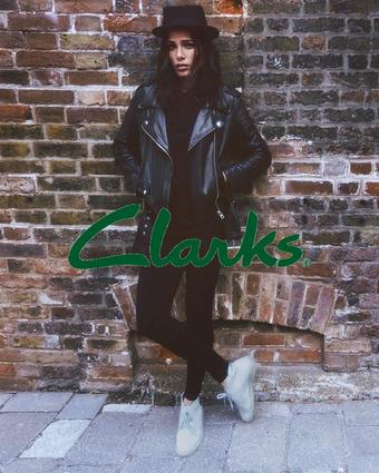 Clarks catalogue publicitaire (valable jusqu'au 18-05)