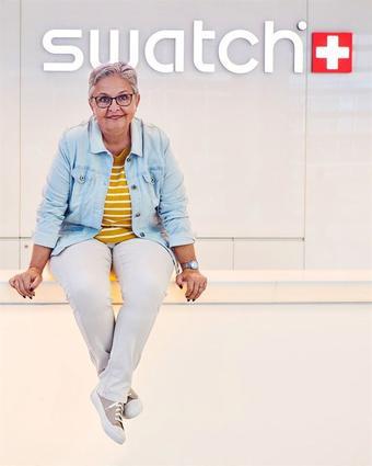 Swatch folheto promocional (válido de 10 ate 17 17-05)