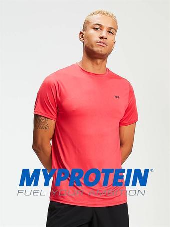 MyProtein folheto promocional (válido de 10 ate 17 18-05)