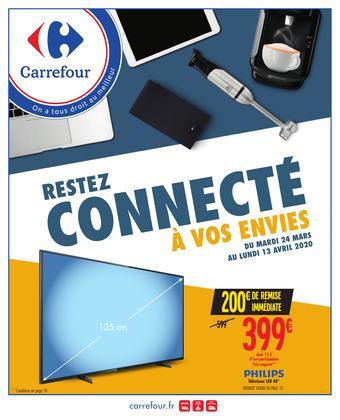 Carrefour catalogue publicitaire (valable jusqu'au 13-04)