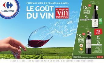 Carrefour catalogue publicitaire (valable jusqu'au 06-04)