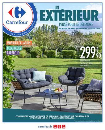 Carrefour catalogue publicitaire (valable jusqu'au 26-04)