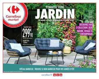Carrefour Market catalogue publicitaire (valable jusqu'au 19-04)
