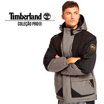 Timberland folheto promocional (válido de 10 ate 17 19-05)