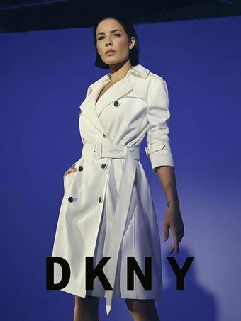 DKNY reclame folder (geldig t/m 13-07)