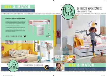 Beter Bed reclame folder (geldig t/m 31-12)
