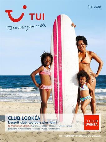 TUI catalogue publicitaire (valable jusqu'au 23-09)