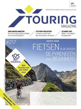 Touring reclame folder (geldig t/m 30-04)