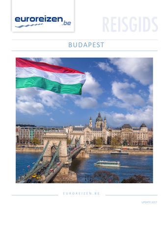 Euroreizen reclame folder (geldig t/m 31-12)