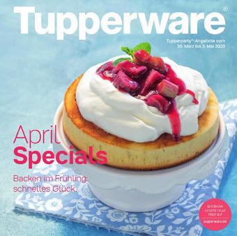 Tupperware Prospekt (bis einschl. 03-05)