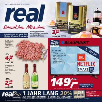 real reclame folder (geldig t/m 28-03)