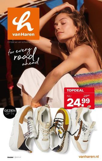 vanHaren reclame folder (geldig t/m 05-04)