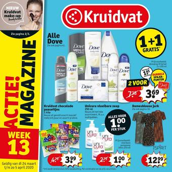 Kruidvat reclame folder (geldig t/m 05-04)