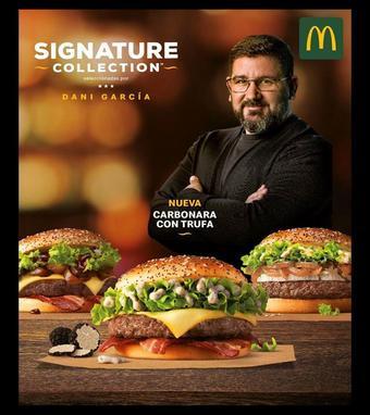McDonald's folheto promocional (válido de 10 ate 17 31-12)