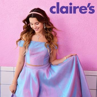 Claire's folheto promocional (válido de 10 ate 17 25-04)