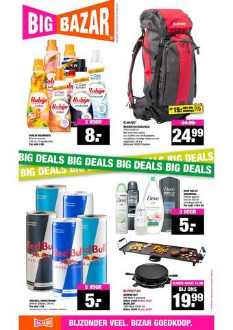 Big Bazar reclame folder (geldig t/m 05-04)