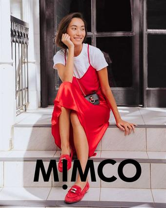 Mimco catalogue (valid until 05-05)