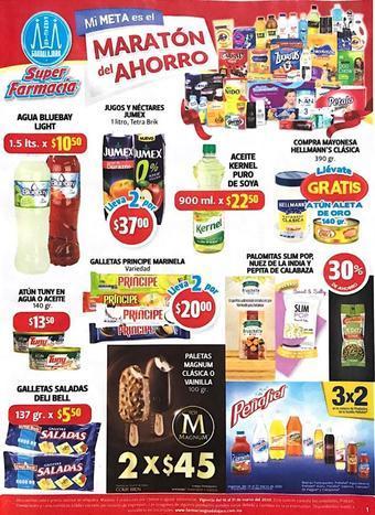 Farmacias Guadalajara catálogo (válido hasta 25-09)