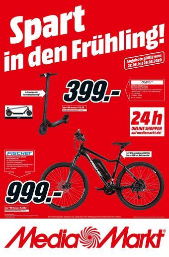 MediaMarkt Prospekt (bis einschl. 29-03)