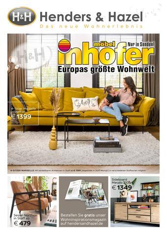 Möbel Inhofer Prospekt (bis einschl. 04-04)