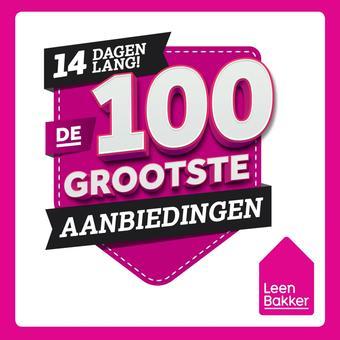 Leen Bakker reclame folder (geldig t/m 05-04)