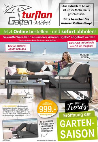 Möbel Turflon Prospekt (bis einschl. 19-04)