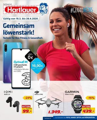 Hartlauer Werbeflugblatt (bis einschl. 28-04)