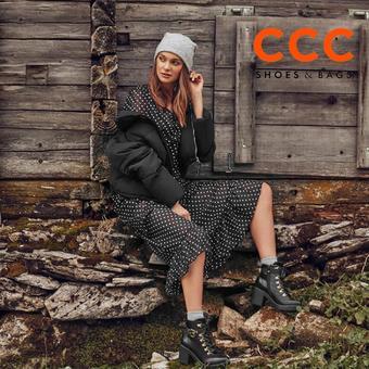 CCC Schuhe Werbeflugblatt (bis einschl. 30-04)