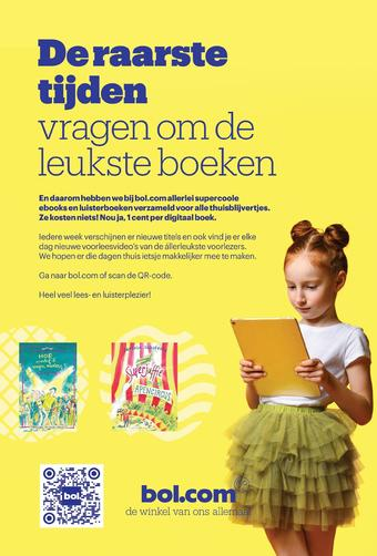 Bol.com reclame folder (geldig t/m 30-04)