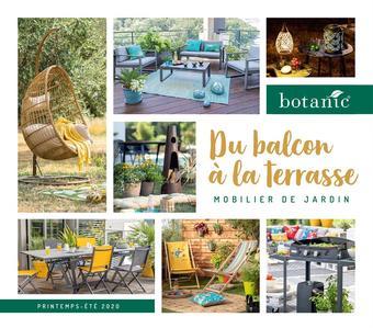 Botanic catalogue publicitaire (valable jusqu'au 30-04)
