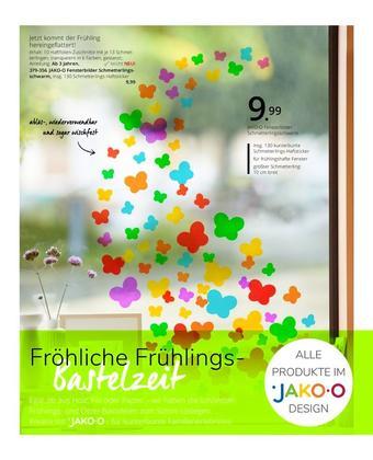 JAKO O Werbeflugblatt (bis einschl. 30-06)