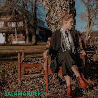 Salamander Werbeflugblatt (bis einschl. 30-04)