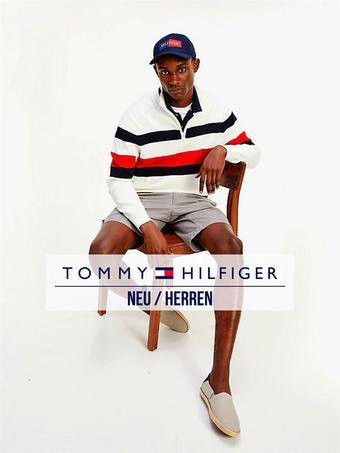 Tommy Hilfiger Werbeflugblatt (bis einschl. 10-05)