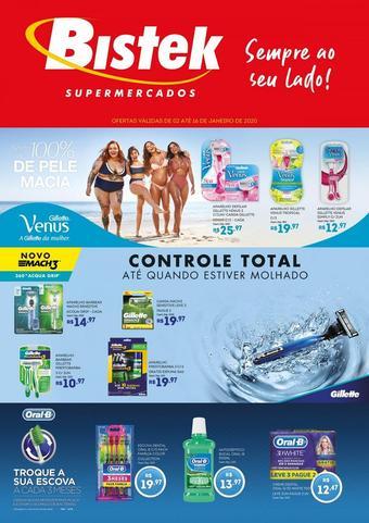 Bistek Supermercados catálogo promocional (válido de 10 até 17 16-01)