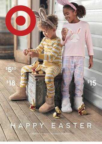 Target catalogue (valid until 12-04)