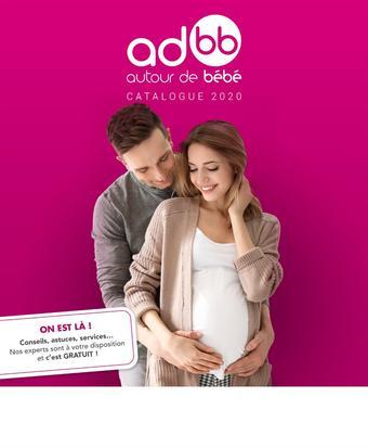 autour de bébé catalogue publicitaire (valable jusqu'au 31-12)