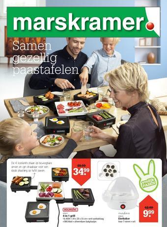 Marskramer reclame folder (geldig t/m 11-04)