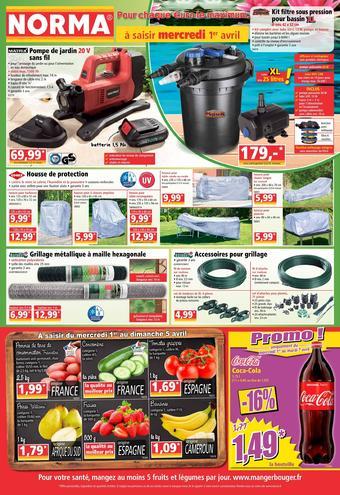 Norma catalogue publicitaire (valable jusqu'au 07-04)
