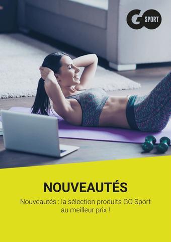 Go Sport catalogue publicitaire (valable jusqu'au 30-04)