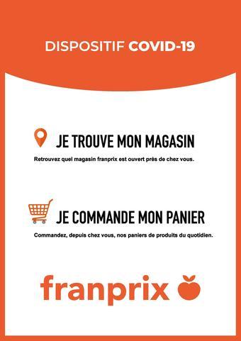 Franprix catalogue publicitaire (valable jusqu'au 21-04)