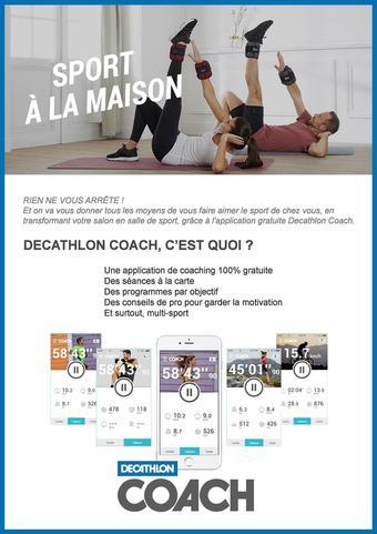 Decathlon catalogue publicitaire (valable jusqu'au 26-04)