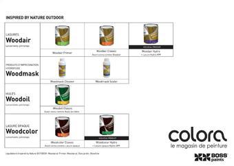 Colora reclame folder (geldig t/m 30-04)