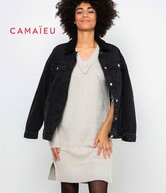 Camaieu reclame folder (geldig t/m 11-05)