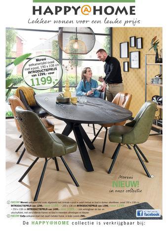 Happy@Home reclame folder (geldig t/m 13-05)