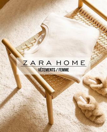 Zara Home reclame folder (geldig t/m 25-05)