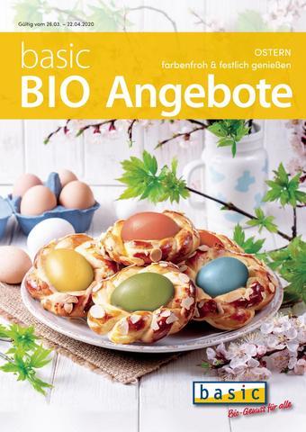 Basic Biomarkt Werbeflugblatt (bis einschl. 22-04)