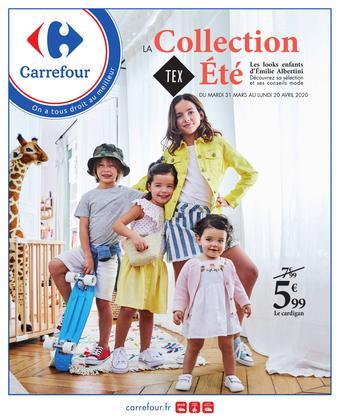Carrefour catalogue publicitaire (valable jusqu'au 20-04)