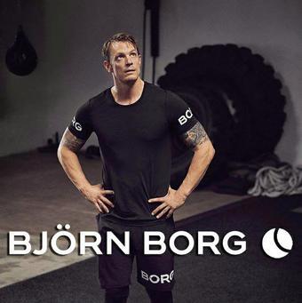 Björn Borg reclame folder (geldig t/m 15-06)